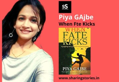 Motivational Book Writer Piya Gajbe Author of When Fate Kicks