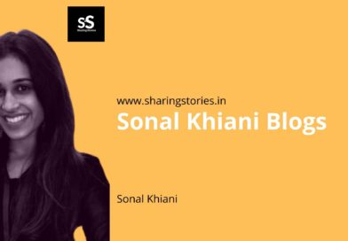 Young Indian Bloggers Sonal Khiani Blogs