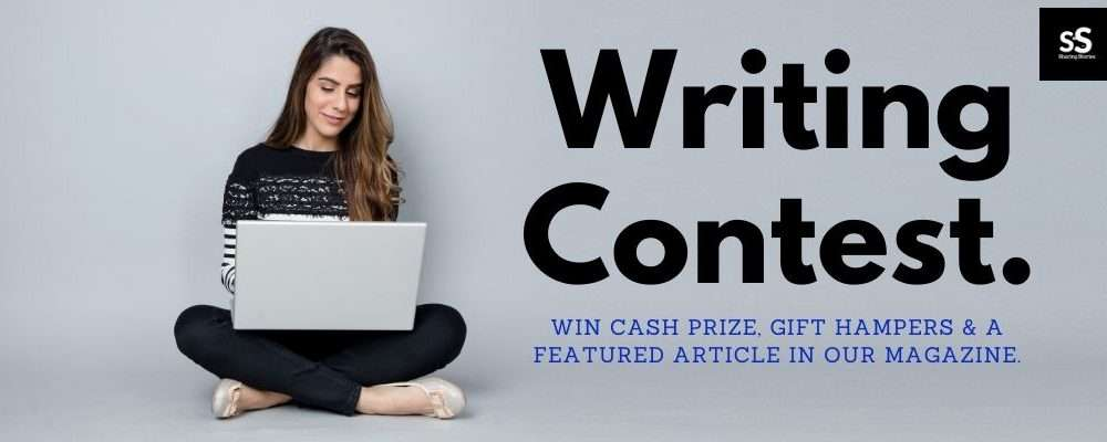 Best Writing Contest in India by Sharing Stories