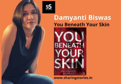 Author of You beneath your Skin Damyanti Biswas
