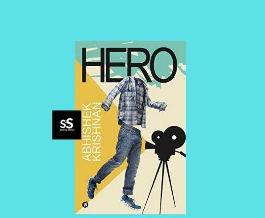 Hero book by Author Abhishek Krishnan