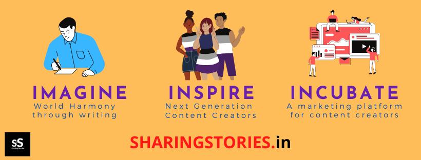 Sharing Stories Vision
