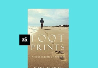 Footprints book by Author Nisha Tandon