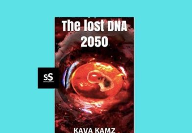 The lost DNA 2050 book by Author Kava Kamz