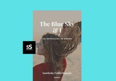 The Blue Sky and I book by Author Samiksha Tulika Ransom