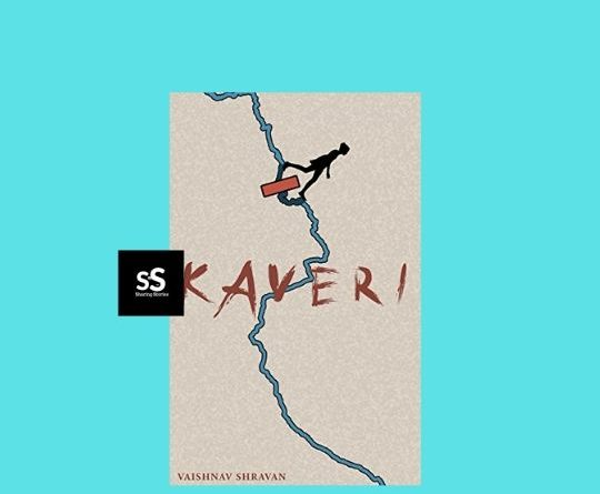 Kaveri book by Author Vaishnav Shravan