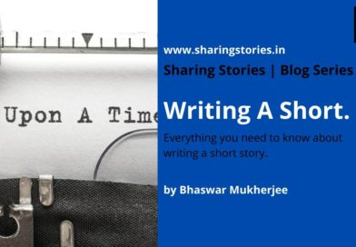 Blog Series by Sharing Stories