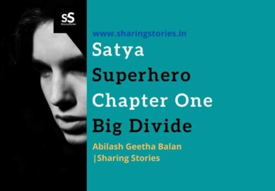 Satya Superhero Chapter 1
