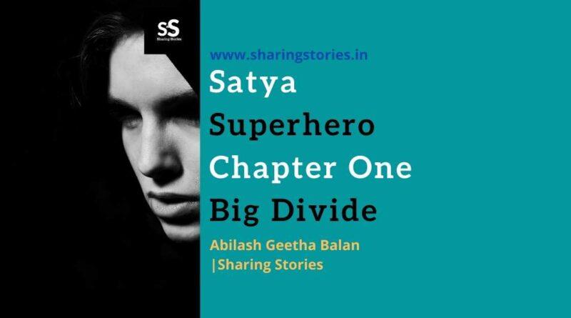 Satya Superhero Chapter 1