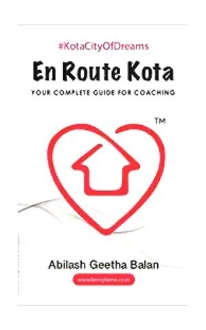 En route Kota book for JEE and Book for NEET students