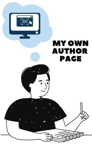 Get Free Author Websites